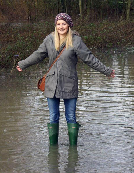 Anna-Outdoors-in-a-puddle